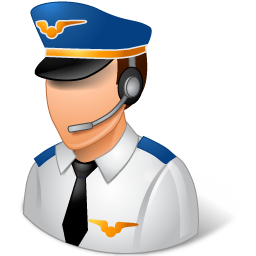 Occupations-Pilot-Male-Light-icon
